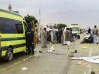 Yemen'de trafik kazası: 13 ölü