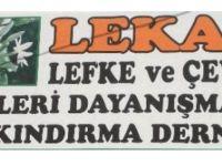 """LEKAD: """"Erdoğan'ın Kıbrıs'la ilgili sözlerinden güven duyduk, mutlu olduk"""""""