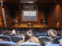 Hasan Köroğlu LAÜ'de konferans verdi
