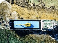25 gündür Mağusa'da kurtarılmayı bekleyen gemi: Chrisdul