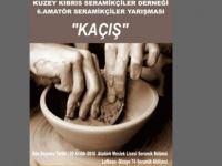 """""""6. Amatör Seramikçiler Yarışması"""" sergisi 23 Ocak Pazartesi açılacak"""