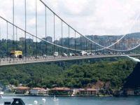 Fatih Sultan Mehmet Köprüsü'nden atlayarak yaşamına son verdi...