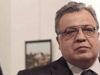 Karlov'un öldürüldüğü serginin organizatörüne gözaltı