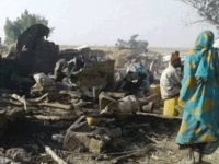 Nijerya savaş uçağı yanlışlıkla sivilleri vurdu