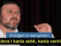 """""""Kıbrıs'ı kanla aldık, kanla veririz"""""""