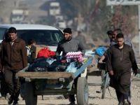 """""""Musul'un doğusunda DEAŞ'tan geriye harabeden başka bir şey kalmadı"""""""