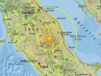Üst üste yaşanan depremlerde bir kişi enkaz altında kalarak öldü