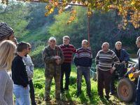 Tarım Dairesi'nden Yedidalga'da tarla günü ve gece eğitimi...