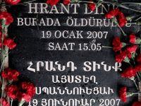 Hrant Dink cinayetinin üzerinden 10 yıl geçti