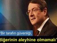 """""""Yeni bir Kıbrıs konferansına sonuçlarla orantılı karar verilecek"""""""