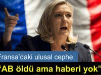 """""""AB 'evet' derse milletlerden oluşan tek Avrupa'yı kurarız"""""""