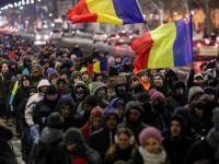 Romanya'da hükümetin af tasarısına protesto