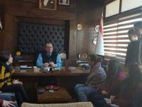 Yakın Doğu Koleji Coğrafya Kulübü Orman Dairesi'ne gözlem gezisi düzenledi