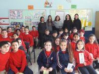 Yeşilyurt İlkokulu öğrencilerine kanser hastalığı anlatıldı
