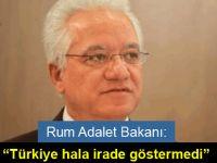 """""""Türkiye hala irade göstermedi"""""""
