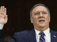 Trump'ın adayı Pompeo, CIA'in yeni direktörü oldu