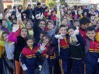 Karakol İlkokulu'nda çevre etkinliği düzenlendi