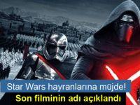 Luke Skywalker geri dönüyor!