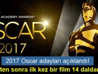 89. Oscar Ödülleri'nin adayları kimler, hangi filmler?
