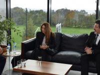 YÖDAK, Uluslararası Final Üniversitesi'ni ziyaret etti