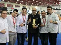 LAÜ öğrencileri 'Yılın En İyi Üniversitesi' kategorisinde Türkiye ikincisi