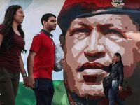 Hugo Chavez'in dizisi çekildi
