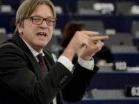 """Verhofstadt: """"Trump, AB'nin varlığı için tehdit"""""""
