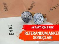 İşte Referandum'da son anket! Evet mi önde Hayır mı?