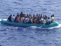 Göçmen kizi: 'Orta Akdeniz'de haftalardır kurtarma gemisi yok'