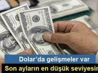 Dolar 10 Ocak'tan beri en düşük seviyesinde