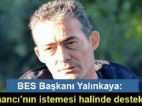 """Bes Başkanı Yalınkaya, Bulutoğulları'na dava açılmasını olumlu karşıladıklarını açıkladı  """""""
