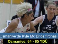 Kyle Mc Bride farkını ortaya koydu