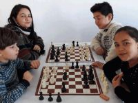 Çevre  Temalı  2017  Girne Satranç Turnuvası, Teneke Çocukla Buluştu