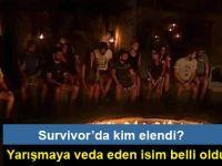 Survivor'da elenen isim açıklandı