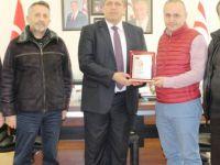 Karadeniz Kültür Derneği'den Arter'e ziyaret