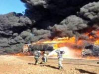 Nijerya'daki petrol tesislerine yönelik saldırılar