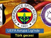 UEFA Avrupa Ligi'nde Türk gecesi
