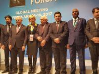 KKTC Dünya Turizm Forumu'nda temsil ediliyor