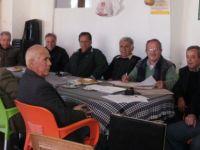 K.T. Emekliler Derneği Lefke Şubesi Olağan Genel Kurulu yapıldı