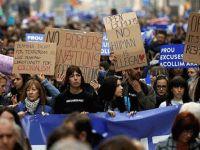 """İspanyollardan """"Sığınmacılara sınırları açın""""çağrısı!"""