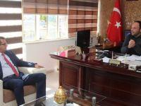 Erhürman İskele Belediyesi ve Kıbrıs Türk Petrolleri'ni ziyaret etti