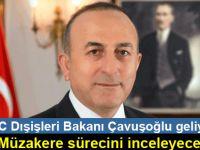 Türkiye Dışişleri Bakanı Mevlüt Çavuşoğlu yarın KKTC'ye geliyor.
