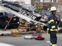 ABD'deki uçak kazasında faciadan dönüldü
