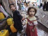 """Yemen'de """"açlık"""" tehlikesi"""
