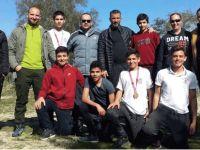 Yakın Doğu Koleji kros yarışlarında Kuzey Kıbrıs şampiyonu oldu