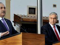 Çavuşoğlu'nun KKTC temasları Rum basınında…