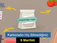 Karbonatın Hiç Bilmediğiniz 9 Marifeti