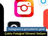 Instagram'a Çoklu Fotoğraf Dönemi Geliyor