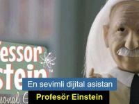 En sevimli dijital asistan: Profesör Einstein