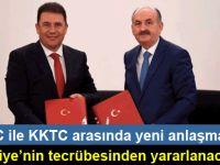 TC ile KKTC Arasında Sosyal Güvenlik Anlaşması